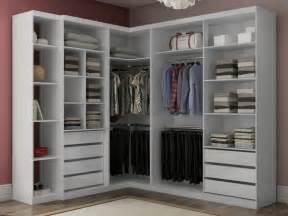 armoire dressing d angle olof avec miroir 6 portes