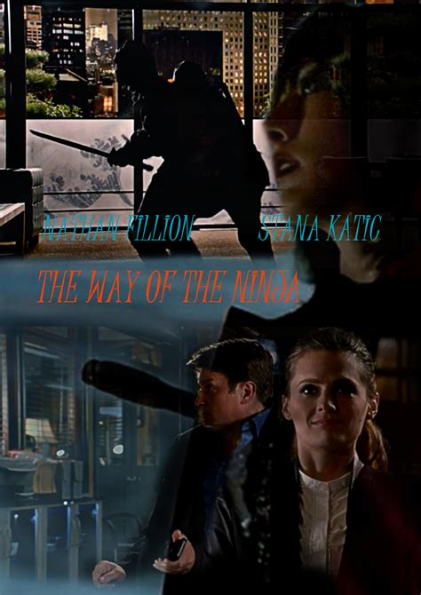 the ways of the castle the way of the ninja castle beckett photo 37550653 fanpop