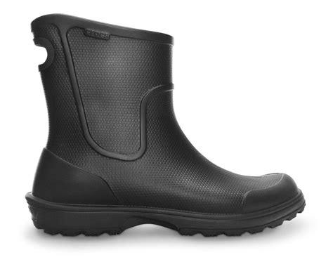 crocs wellie boot mens crocs work wellie boot men s boots crocs
