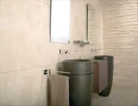 Bathroom Tile Strips Porcelanosa Tiles Strip Crema Alejan Contemporary