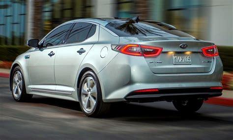 2014 Kia Optima Ex Specs 2014 Kia Optima Hybrid Updated With New Grille Leds Front