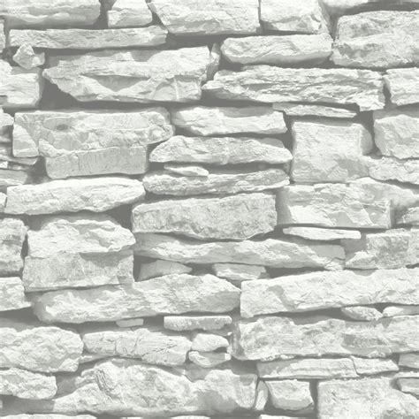 grey brick wallpaper arthouse vip moroccan stone wall brick photographic