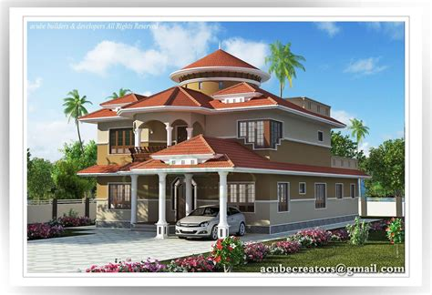 kerala home design january 2013 indian home design creative exterior design attractive