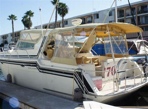 boat upholstery marina del rey 1987 californian veneti power boat for sale www
