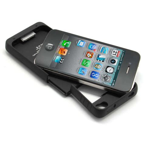 funda bater 237 a negra para iphone 4 4s pccomponentes - Fundas Iphone 4 4s