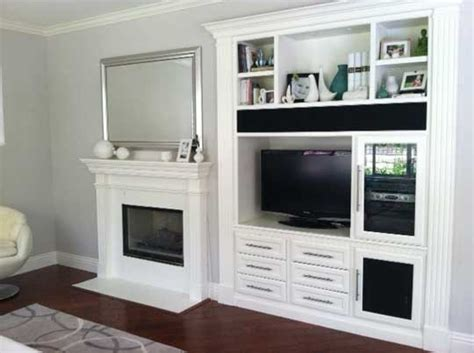 Built In Tv Cabinet Fireplace by 1000 Images About Family Room Fireplace And Builtin On Corner Fireplaces Mantles