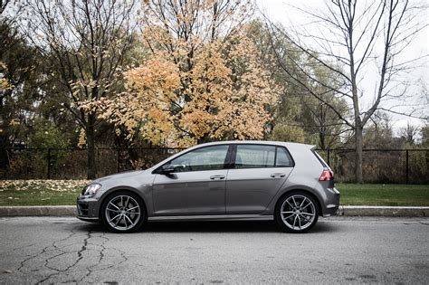 new golf 2017 black review 2017 volkswagen golf r canadian auto review