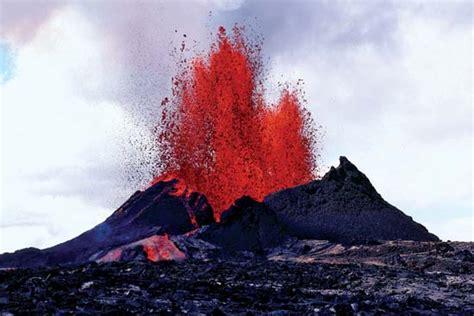 About Lava Kilauea Volcano Hawaii United States Britannica