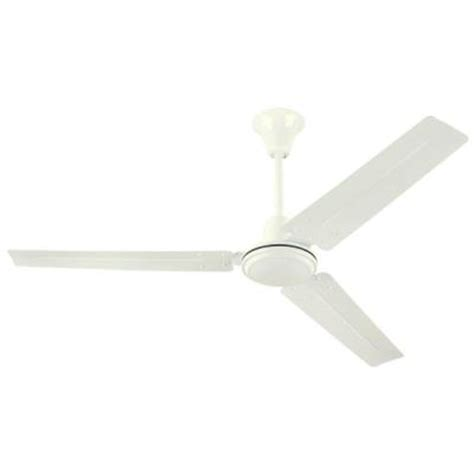 Home Depot White Ceiling Fan by Westinghouse Industrial 56 In White Ceiling Fan 7840900 The Home Depot