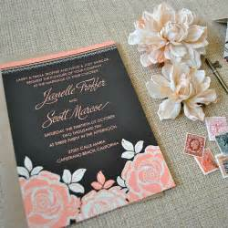 wedding invitation ideas wedding invitations 21st bridal world wedding ideas