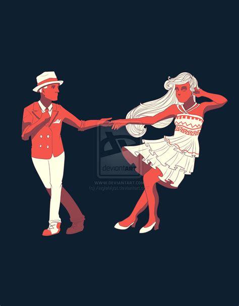 swing dance art swing dance by angiemyst on deviantart