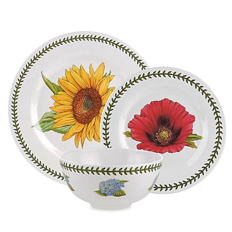 Portmeirion Botanic Garden Dinnerware Portmeirion 174 Botanic Garden Dinnerware Collection Bed Bath Beyond
