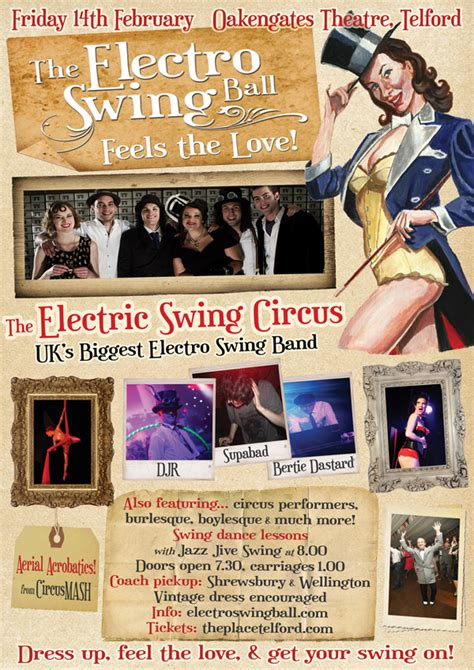 electro swing dance lessons the electro swing ball feels the love the electro swing