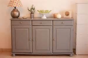 repeindre meuble en bois avec peinture casto gris gris 2