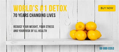 Lemon Detox Diet Nz by The Lemon Detox Diet