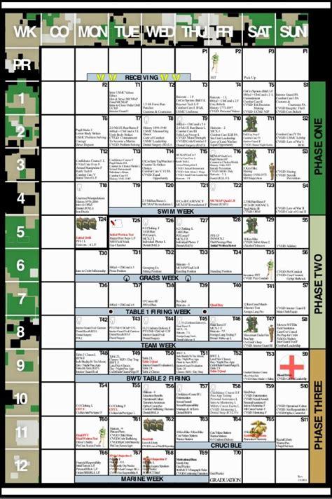 marine boot c schedule marine corps boot c calendar http www mcrdpi marines