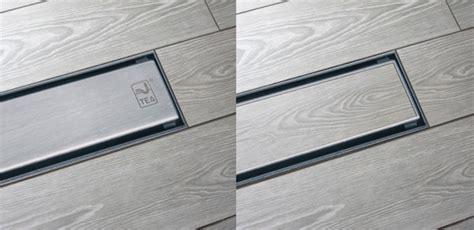 canalette per doccia a pavimento canaletta con griglia regolabile per doccia a pavimento omp