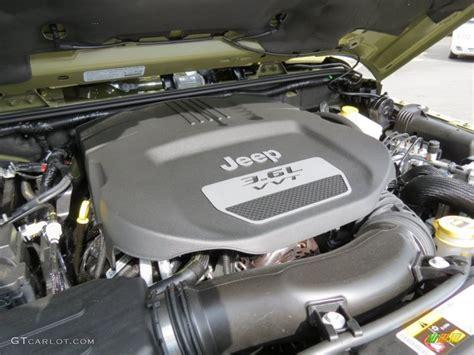 Jeep Wrangler 2013 Engine 2013 Jeep Wrangler Unlimited Rubicon 4x4 3 6 Liter Dohc 24
