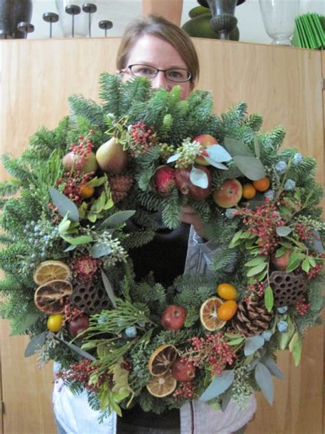 beautiful wreaths beautiful wreaths from students fran 231 oise weeks