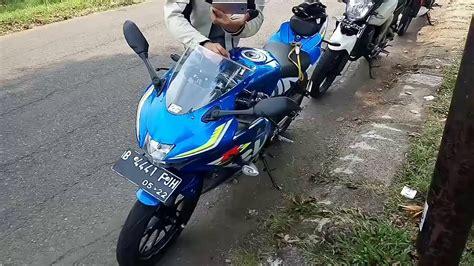 Sarung Motor Penutup Motor All New R15 Vva Size suzuki gsx r150 vs yamaha all new r15 vva revbomb sound