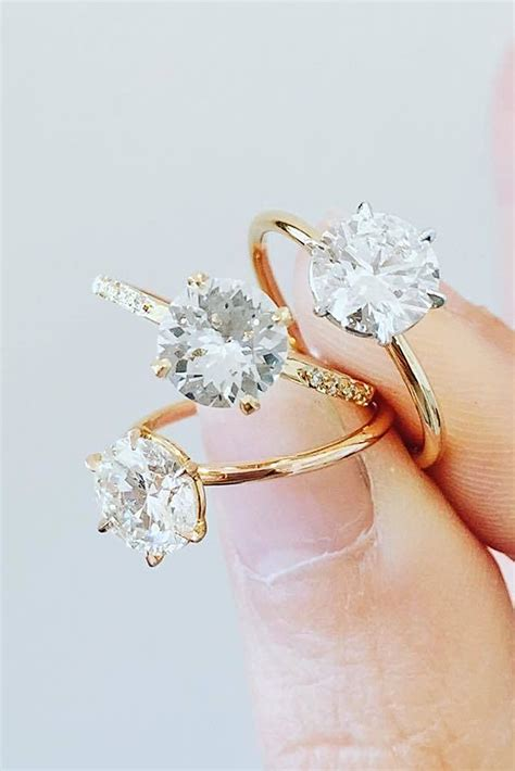 Single Gold Engagement Rings by 21 Gorgeous Engagement Rings She Will Mens Wedding