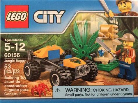 Lego 60156 Jungle Buggy Lego City lego 60156 jungle buggy i brick city