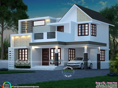 free house designs 2018 kerala home design and floor plans