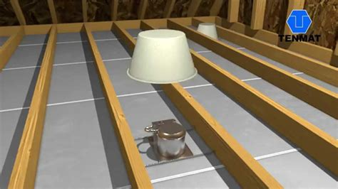 recessed light covers for attic tenmat ff130e recessed light cover youtube