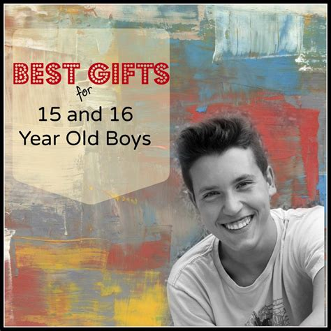 christmas list for 16 year old boys awesome gifts for 15 and 16 year boys