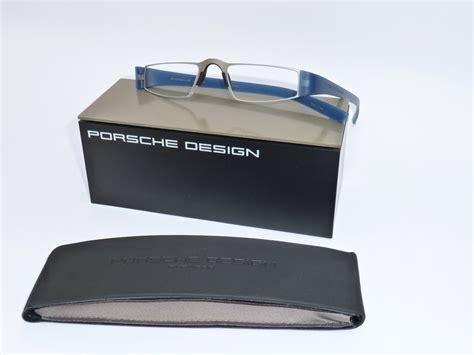 Porsche Lesebrille by Porsche Design 174 Lesebrille P8801 Individuelle Glas St 228 Rke