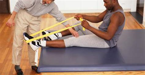 Or Rehab Rehab Exercises For A Broken Tibia Or Fibula Livestrong