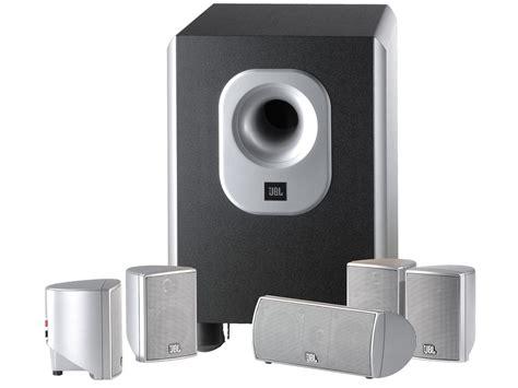 jbl scsbk  channel surround cinema speakers