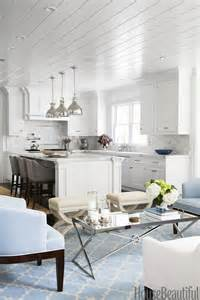 Designer Living Kitchens Make An Open Kitchen More Cozy Design An Open Kitchen