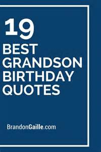 Happy Birthday Grandson Quotes The 25 Best Grandson Birthday Quotes Ideas On Pinterest