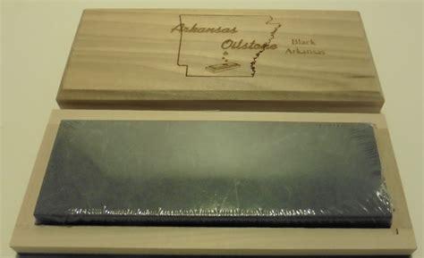 arkansas whetstone arkansas whetstones in wood boxes