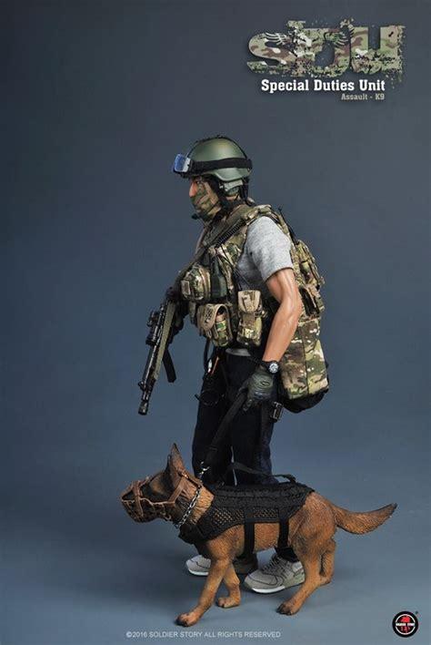 Soldier Story Sdu Grey Shirt soldier story 1 6 scale sdu special duties unit assault k9