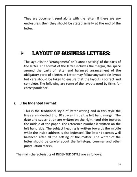 Business Letter Writing Attachments hardcopy of quot basics of effective writing quot quot business