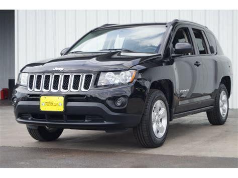 jeep compass sport 2015 1c4njcba0fd325775 2015 jeep compass sport suv black