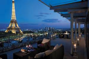 Top Rooftop Bars New York Hotels Near The Eiffel Tower With A Perfect Paris View