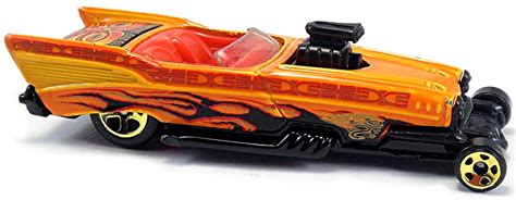Hotwheels 57 Roadster 57 roadster chevy 1957 80mm 2001 wheels