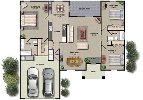 interior floor plan house plans with interior photos house plans interior