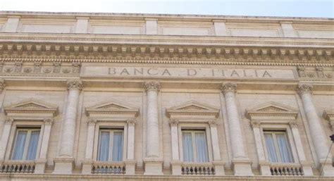 Banca D Al by Banca D Italia Il 25 Degli Italiani 232 A Rischio Povert 224