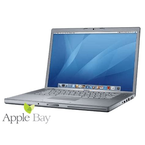 Ram 4gb Macbook Pro apple macbook pro 17in core2duo 2 60ghz 4gb ram 250gb hdd a1261 2008 apple bay