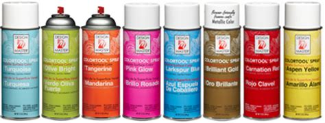 design master paint design master colortool spray paints basket and flowers