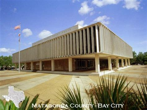 Bay County Court Records Matagorda County Courthouse