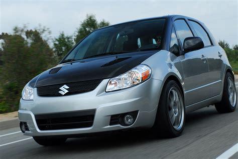Suzuki 2008 Sx4 2008 Suzuki Sx4 Pictures Cargurus