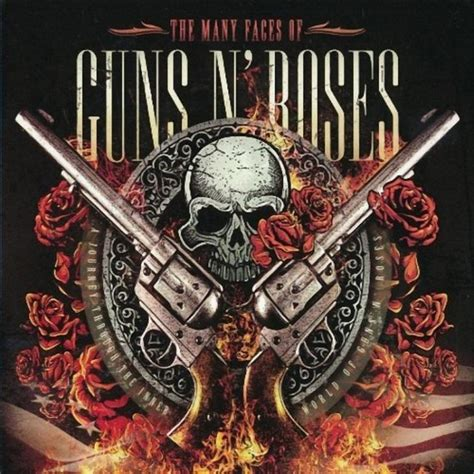 best of gun n roses various artists the many faces of guns n roses 2014