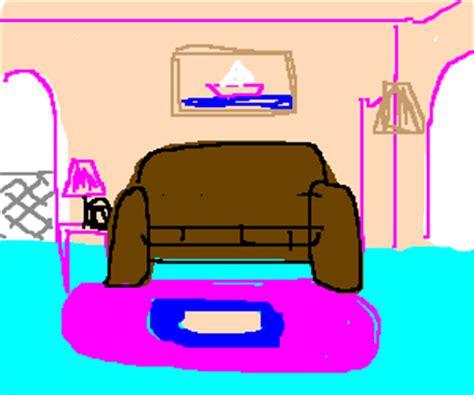 simpsons living room drawception