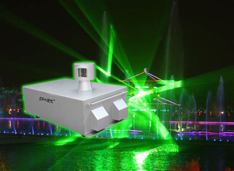 Outdoor Laser Light Show China 10w 20w 30w Single Green Outdoor Laser Light Show Photos Pictures Made In China