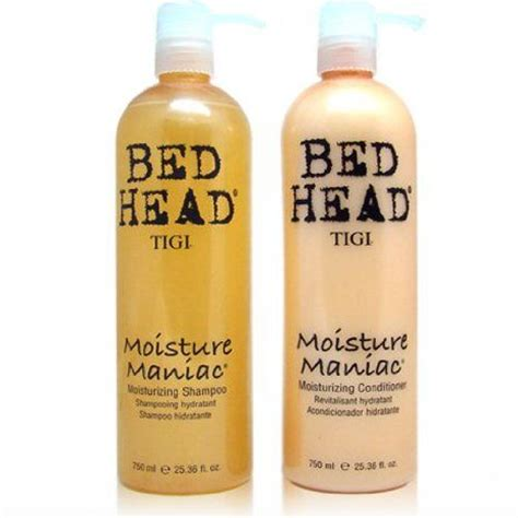 bed head moisture maniac tigi bed head moisture maniac shoo conditioner